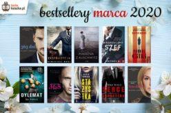 Bestsellery marca 2020 w TaniaKsiazka.pl