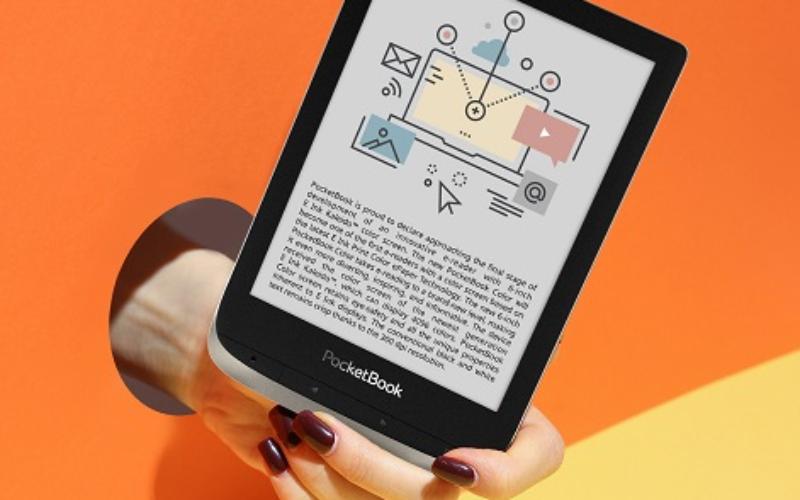 PocketBook Color – szwajcarski producent zapowiada przełomowy czytnik
