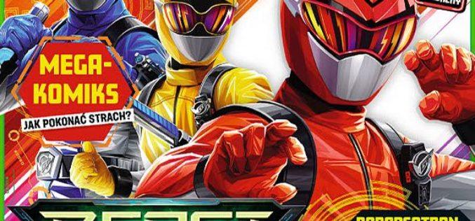 """""""Power Rangers. Oficjalny magazyn"""". Nowy tytuł prasowy w portfolio Egmont Polska"""