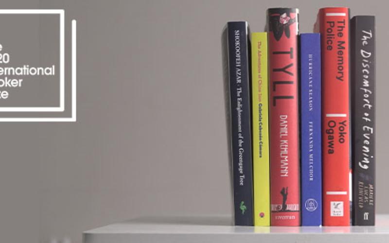 Lista finalistów Man Booker International Prize 2020