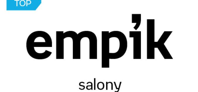 Książkowa lista TOP 40 w salonach Empik za okres 22.06-5.07.2020 r.