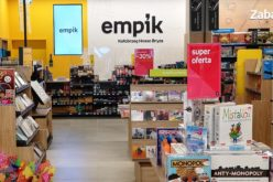 W maju Empik otwiera trzy nowe salony