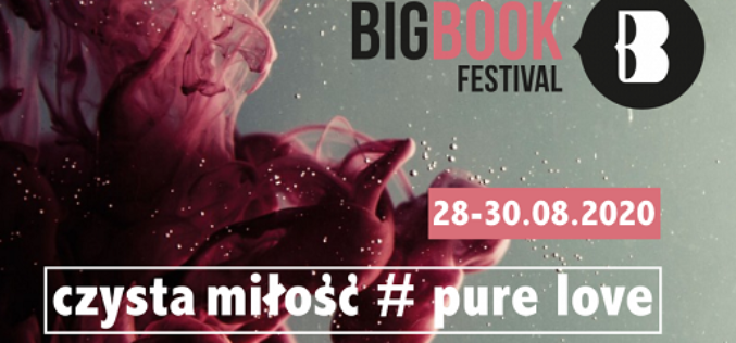 Big Book Festival 2020 – zmiana terminu