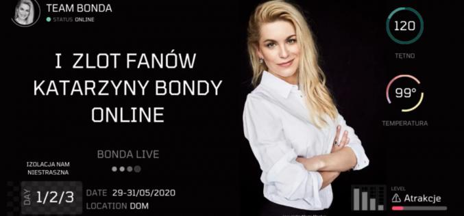 I Zlot Fanów Katarzyny Bondy Online