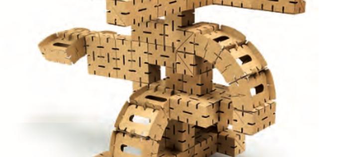 CARDBLOCKS – tekturowa swoboda tworzenia
