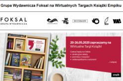 André Aciman, Janina Bąk, Andrew Sean Greer i inni na Wirtualnych Targach Książki Empiku
