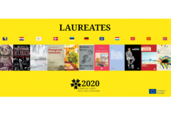 Poznaliśmy 13 laureatów Nagrody Literackiej Unii Europejskiej – European Union Prize for Literature 2020