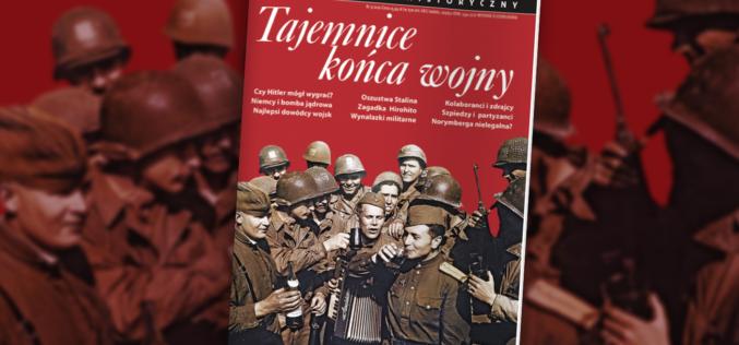 Tajemnice końca wojny – Pomocnik Historyczny POLITYKI