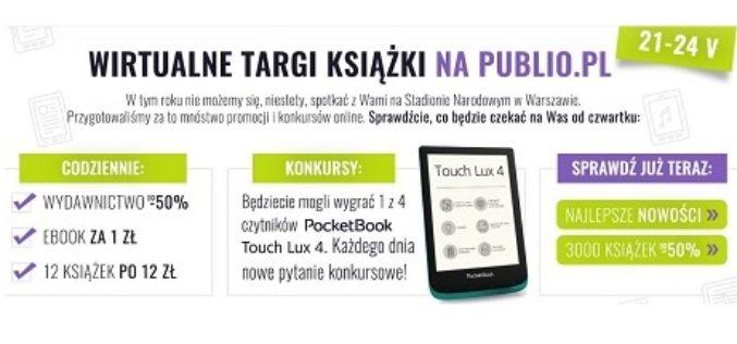 Wirtualne Targi Książki na Publio.pl