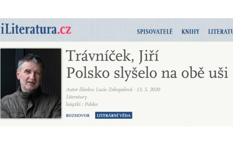 Literatura polska na portalu iliteratura.cz