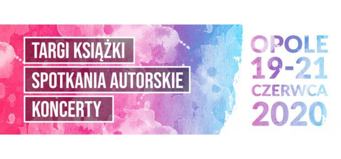 Festiwal Książki Opole 2020 odwołany
