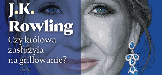 """""""Książki. Magazyn do czytania"""" z J.K Rowling na okładce w sprzedaży od 30 czerwca br."""