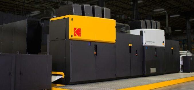 Rynkowe nowości firmy Kodak w obszarze druku cyfrowego, rozwiązań CTP i systemów workflow