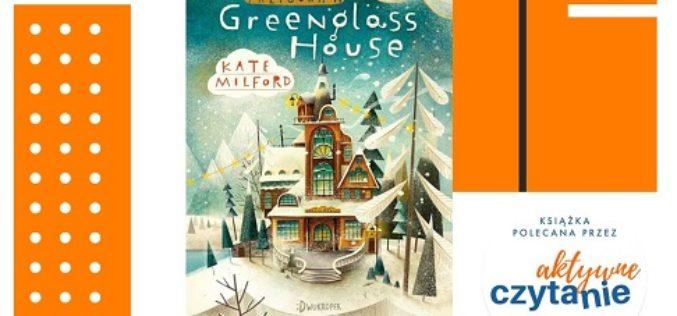 """""""Przygoda w Greenglass House"""" na podium i walczy o pierwsze miejsce"""