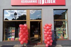 Liber SA z nowa księgarnią