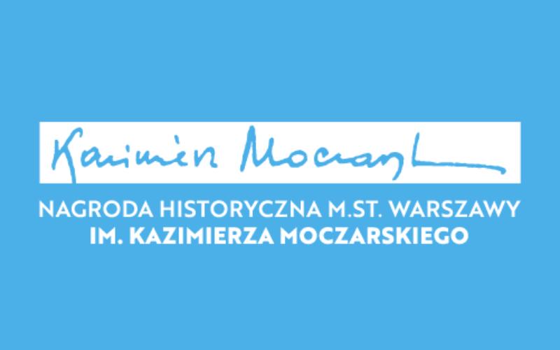 Nominacje do Nagrody Historycznej m.st. Warszawy