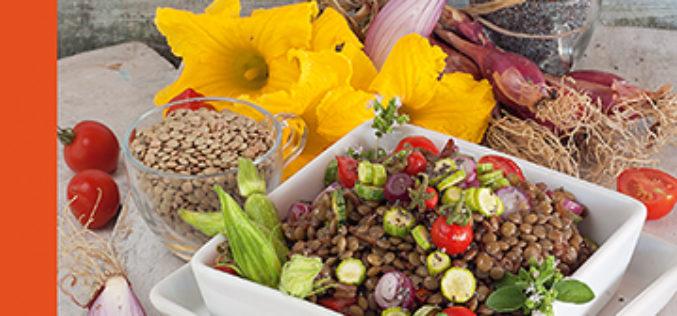 Niewyczerpane źródło energii. Nasiona, warzywa strączkowe i zboża w naszej kuchni