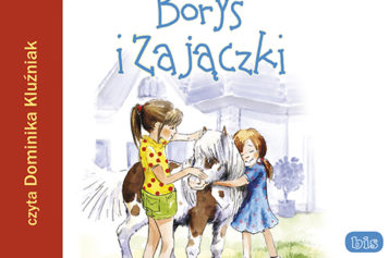 Wydawnictwo BIS poleca na wakacje kolejną książkę dla dzieci w wersji audio, w znakomitej interpretacji Dominiki Kluźniak