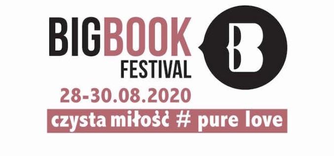 Rusza BIG BOOK FESTIVAL 2020