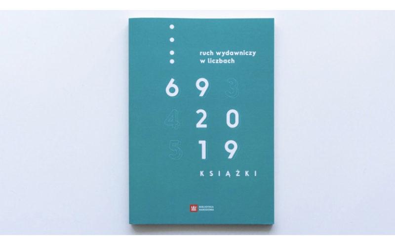 Rynek książki w 2019 roku. Coroczny raport Biblioteki Narodowej