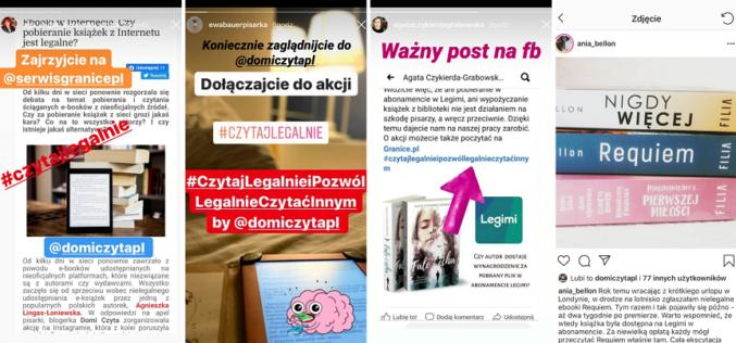 Polscy pisarze walczą z piractwem e-booków