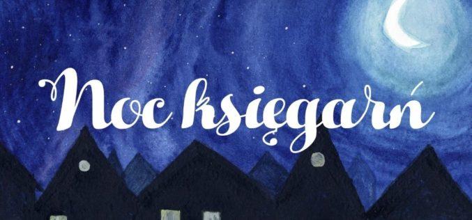 Noc Księgarń 2020. Znamy datę tegorocznej edycji wydarzenia