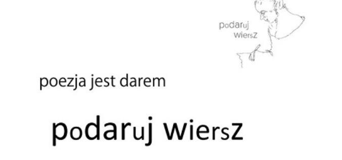 """""""Podaruj wiersz"""" – II edycja ogólnopolskiej akcji społecznej Fundacji im. Zbigniewa Herberta"""