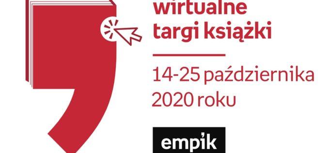 Druga edycja Wirtualnych Targów Książki Empiku jeszcze w tym roku – trwa nabór wydawnictw