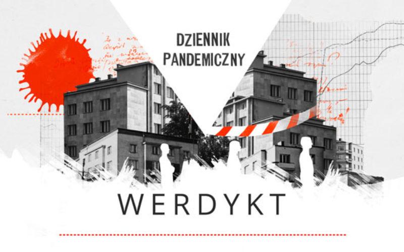 Wyniki konkursu literackiego Dziennik pandemiczny