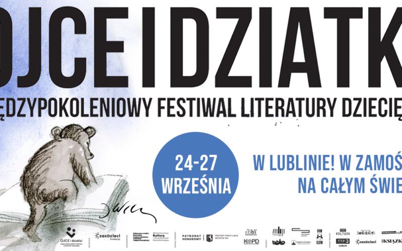 Lublin i Zamość na trasie Festiwalu Literatury Dziecięcej – Ojce i Dziatki