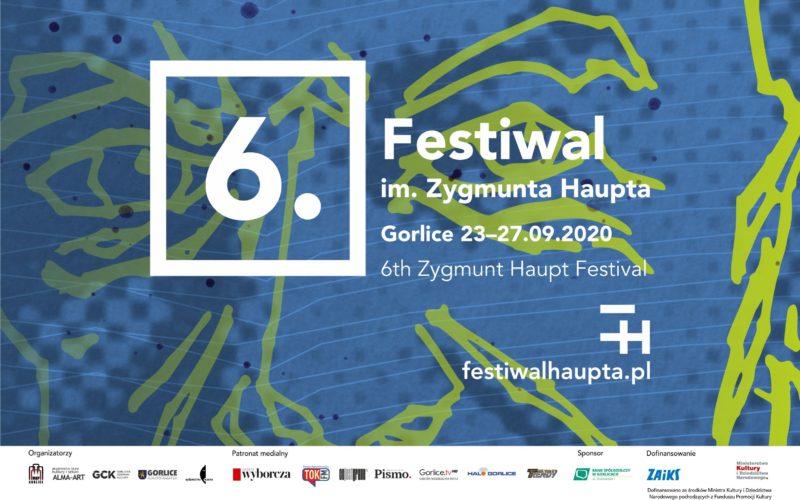 Już wkrótce 6. Festiwal im. Zygmunta Haupta