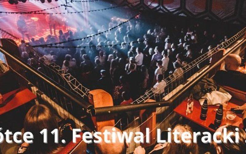 Już w piątek rozpocznie się Festiwal Literacki Zebrane