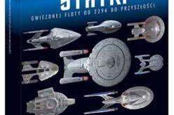 STAR TREK – kultowe wydanie ENCYKLOPEDII GWIEZDNEJ FLOTY
