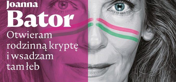 """""""Książki. Magazyn do czytania"""" z Joanną Bator na okładce w sprzedaży od 20 października br."""