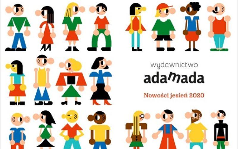Jesienne nowości – Wydawnictwo Adamada