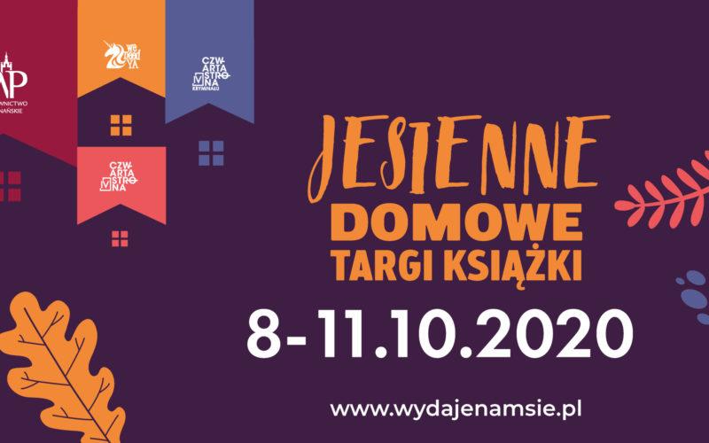 Domowe Targi Książki Grupy Wydawnictwa Poznańskiego