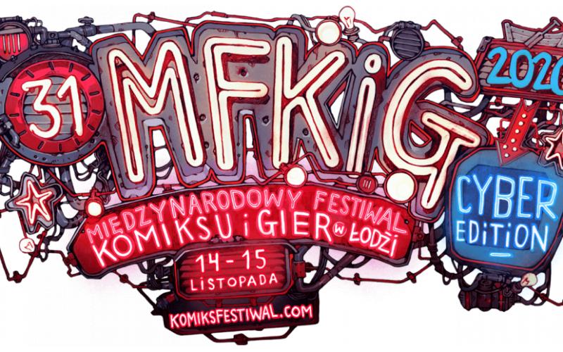 Międzynarodowy Festiwal Komiksu i Gier w Łodzi – online