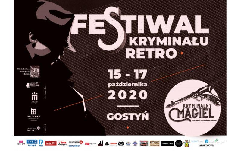 """Festiwal Kryminału Retro """"Kryminalny Magiel"""" już w czwartek"""