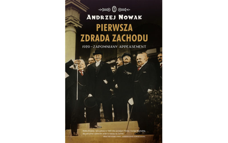 Prof. Andrzej Nowak z Nagrodą im. Janusza Kurtyki