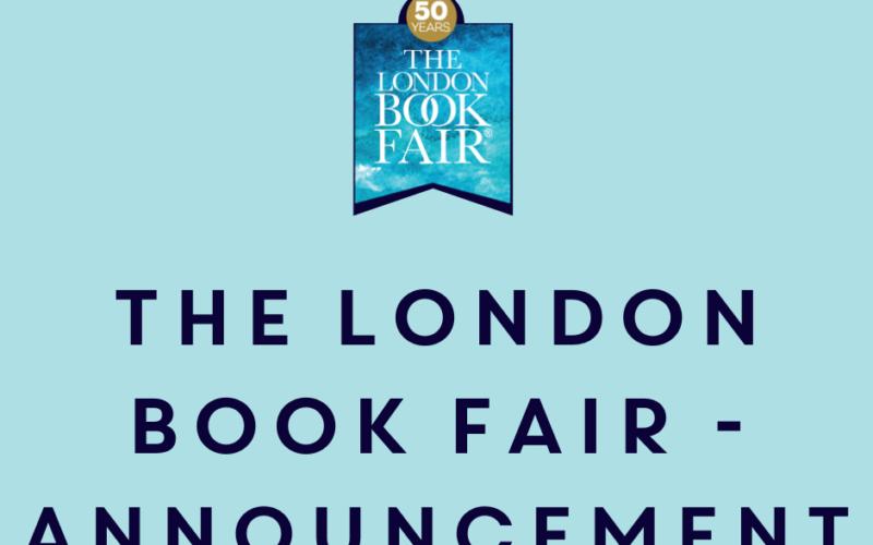Targi Książki w Londynie 2021 latem