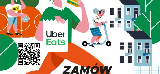 Czytaj PL przy jedzeniu, czyli Uber Eats wkracza do jedynej takiej akcji czytelniczej