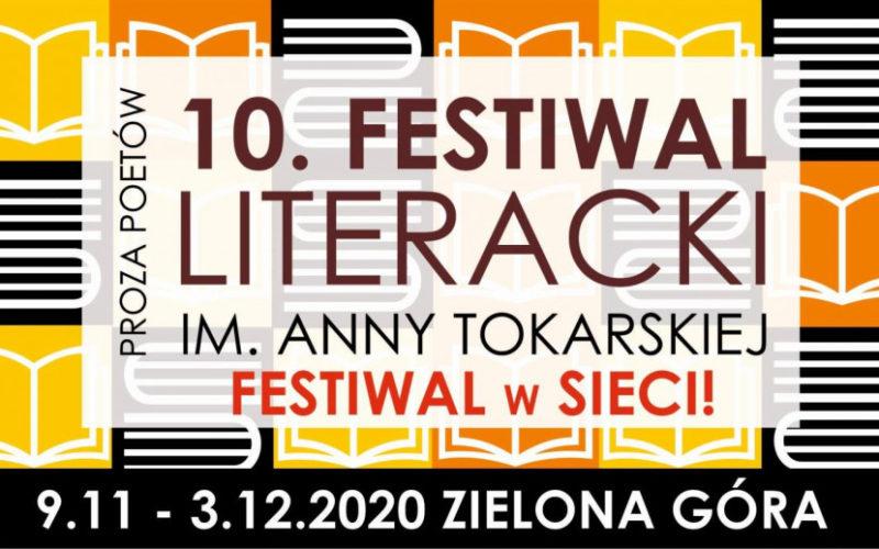 W czwartek rusza Festiwal Literacki im. Anny Tokarskiej Proza Poetów
