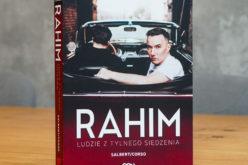 """Rahim wydał autobiografię! Premiera książki """"Ludzie z tylnego siedzenia"""""""
