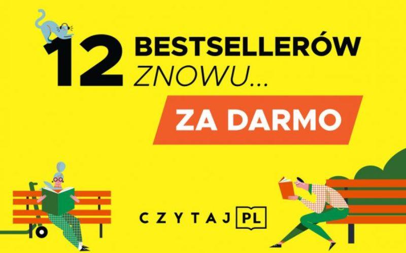 Rusza kolejna edycja akcji Czytaj PL