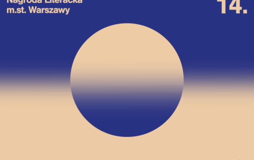 Nagroda Literacka m.st. Warszawy przyznana
