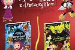 ŚWIĘCACA SERIA KSIĄŻEK: Straszne historie Maszy i Disney – Opowieści z dreszczykiem