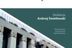 System kontroli procesu karnego a trafna reakcja karna, pod red.  Andrzeja Światłowskiego