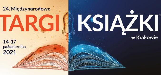 Międzynarodowe Targi Książki w Krakowie zapraszają  14-17 października