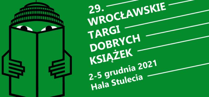 Ogłoszona została data 29. Wrocławskich Targów Dobrych Książek