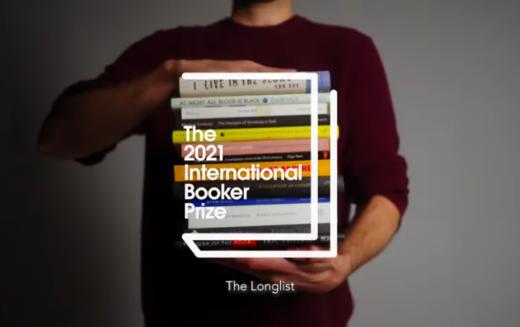 Ogłoszono długą listę nominowanych do Międzynarodowej Nagrody Bookera 2021